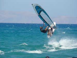 Catch The Wave: 4 Spots For Wind- and Kitesurfing In Greece