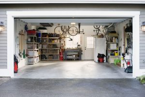 Garage Floor: Cleaning & Maintenance