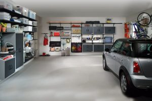 Garage Floor: Cleaning & Maintenance