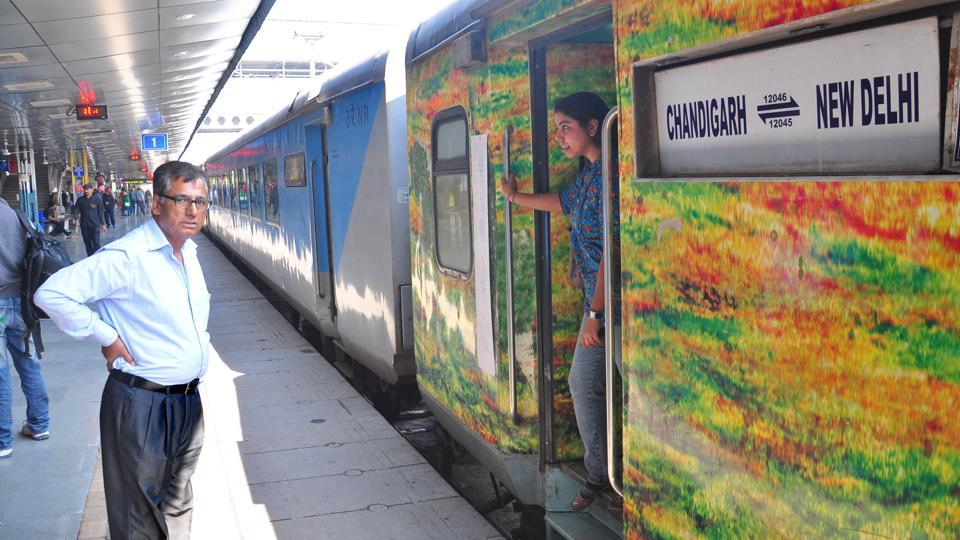 Things You Need To Know About The Trains Between Chandigarh & Delhi