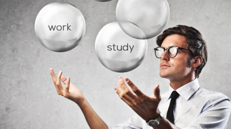 How To Balance Studies and Work At A Same Time?