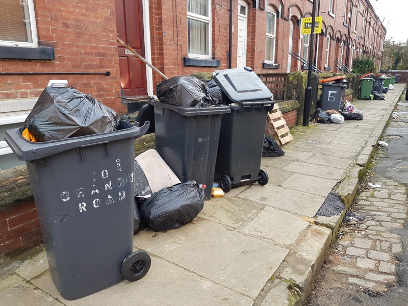 Waste Disposal and How It Could Be Affected by Extreme Weather