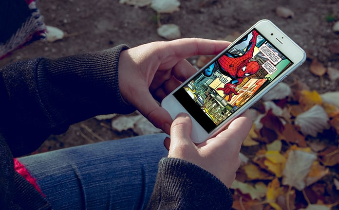 Unlimited Comics at Your Fingertips with The Best Comic Apps