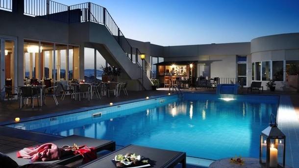The Eliott Hotel Gibraltar Pool