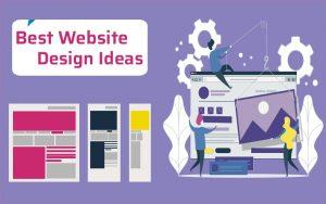 Best website design idea