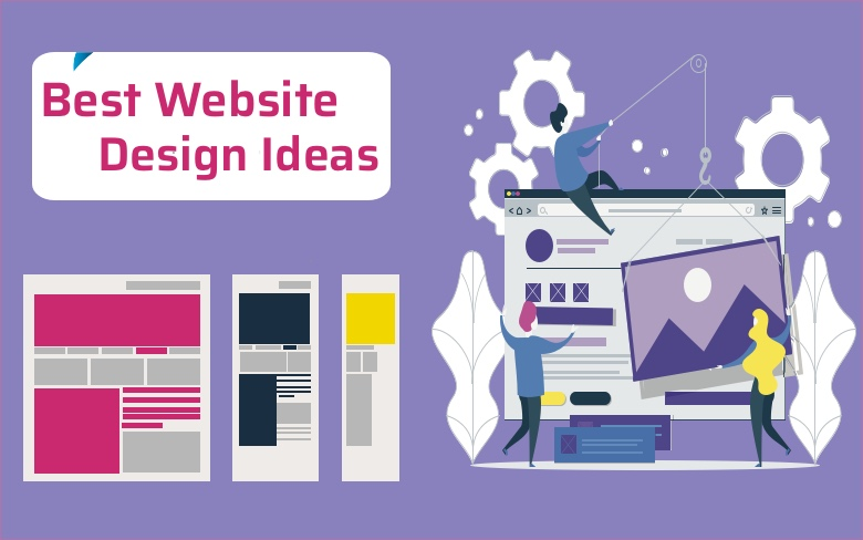 Best website design idea
